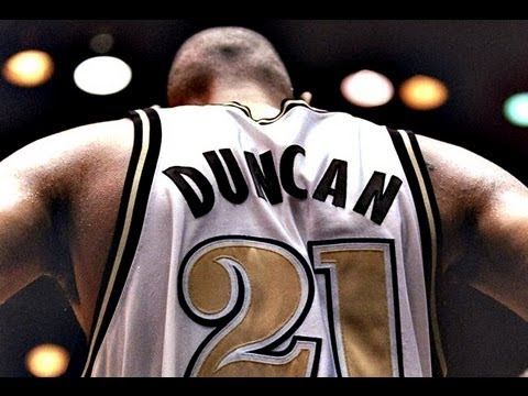 Tim Duncan ~ Wake Forest Mix  HD