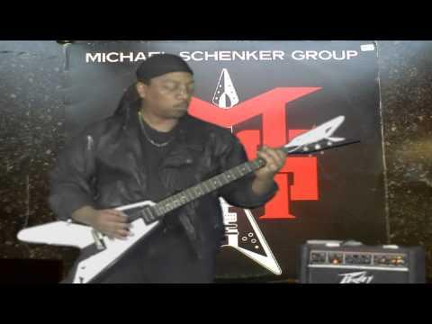 Michael Schenker - UFO : p.2 - I ain't no baby ( rhythm guitar)