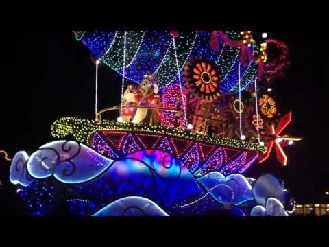 Jolie lil girl : Tokyo Disneyland Electrical Parade Dream lights (part2)