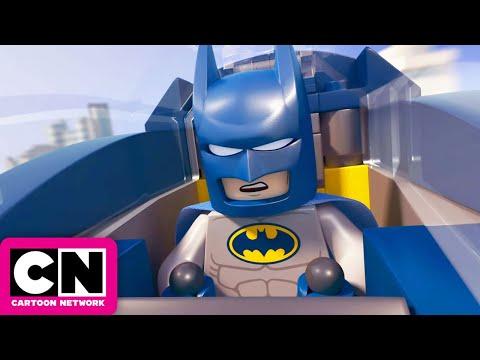 LEGO DC Comics: Batman Be-Leaguered l Cartoon Network