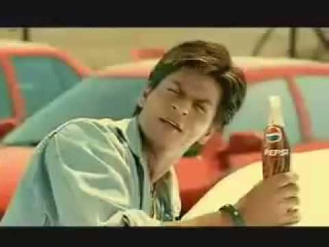 Pepsi Ad - Shahrukh Khan, Saif Ali Khan and P...