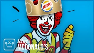 How McDonald's Became The King of Fast Food