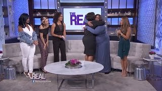 Mo'Nique & Loni's Tearful Reunion