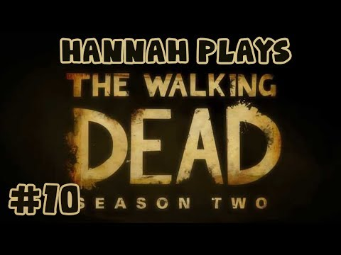 The Walking Dead Season 2 #10 - Storm video