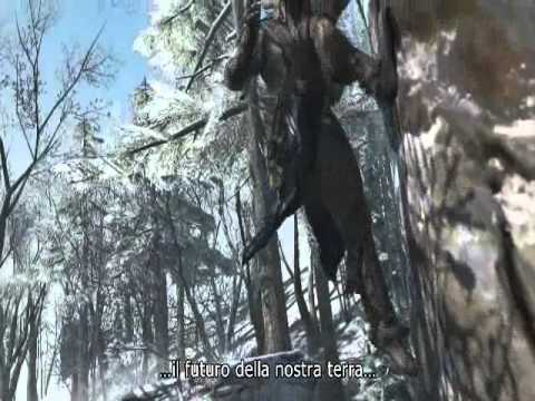 Assassin&#039;s creed III official 1st trailer (HD)
