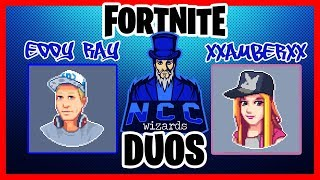 NCC WIZARDS  DUOS ACTION! Featuring Amber & Eddy - Fortnite - Nintendo Switch