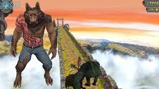 iGameMix😀TEMPLE RUN 2 Fullscreen☑️WOLFMAN NewHighScore Sky Summit*Gameplay For Kid#317