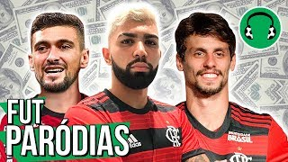 ♫ O FLAMENGO TÁ COM CHEAT? | Paródia Party In The U.S.A. - Miley Cyrus
