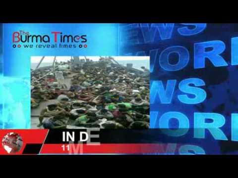 Burma Times TV Daily News 11.05.2015