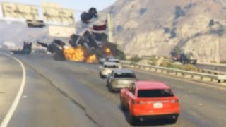 Vehicle Cannon 1.0 - Grand Theft Auto V