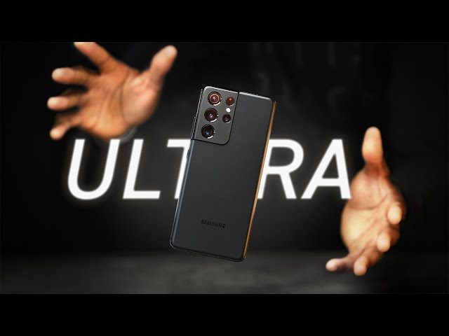 Samsung Galaxy S21 Ultra Review Problems Solved!