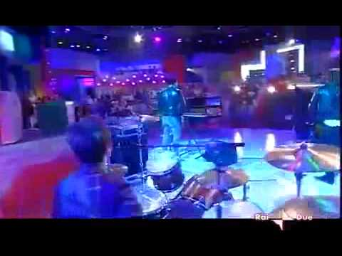 Uprising - Muse Make Fun Of An Italian Tv Show In This live Performance - Hilarious! video