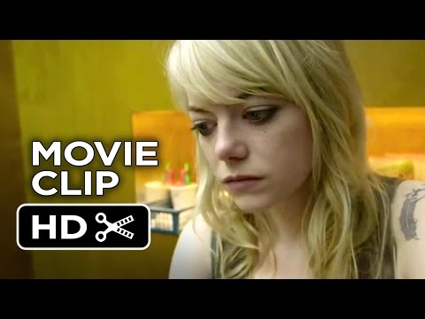 Birdman Movie CLIP - Relevant (2014) - Emma Stone, Michael Keaton Movie HD