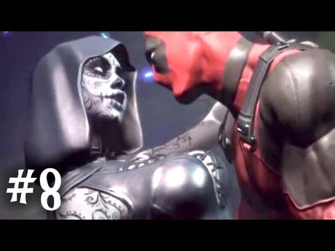 Animated Boobs Makes Games Great  - Deadpool - Part 8 video