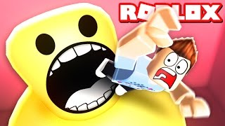 GETTING EATEN ALIVE IN ROBLOX