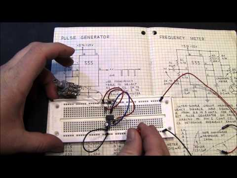 Beginner 555 IC chip tutorial