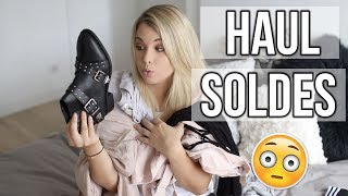 HAUL SOLDES & TRY ON : J'AI PAS PU RESISTER ! 😅