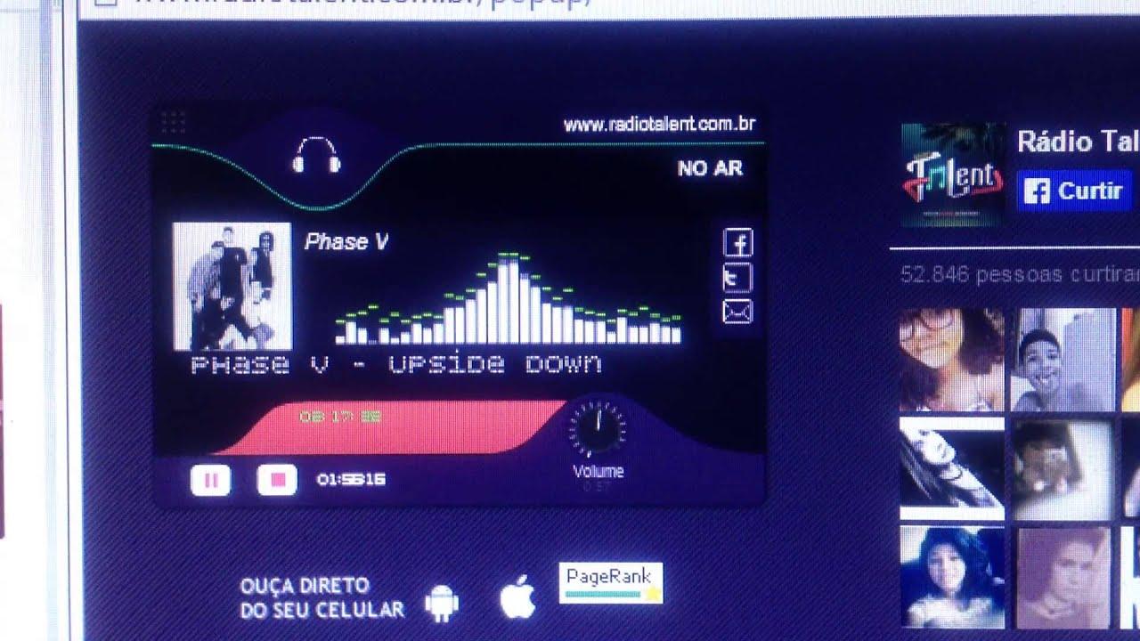 Uma Radio em Uma Radio Brasileira