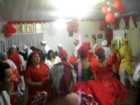 Centro Africano Reino de Bará Agelú - Yá Mariazinha de Bará -Nação Cabinda - Viamão/RS (2)
