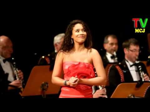 Stephany Ortega / Luxembourg Military Band / Concert for the Refugees