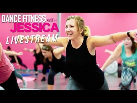 download lagu Dance Fitness  Jessica Live Stream Will Change Your gratis