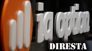 ✔  Diresta IQ Option CNC signage