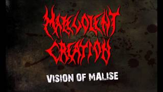 Watch Malevolent Creation Vision Of Malice video