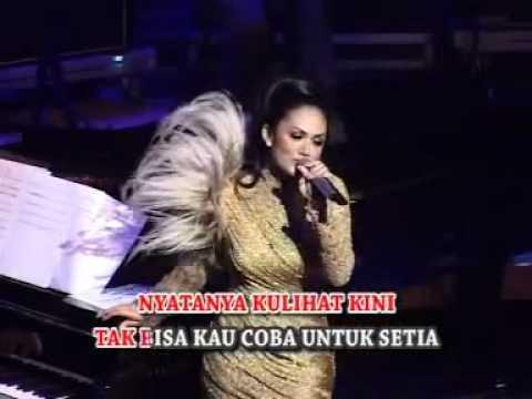 Krisdayanti - Cobalah Untuk Setia (concert At Esplanade, Singapore [2009]) video