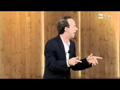 A Roberto Benigni Politica e Voto