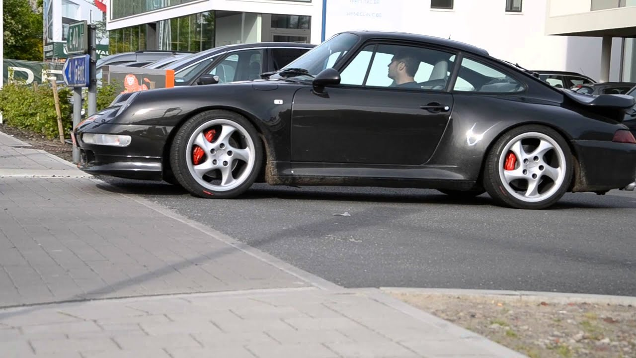 Porsche 993 Turbo Noise And Acceleration Youtube