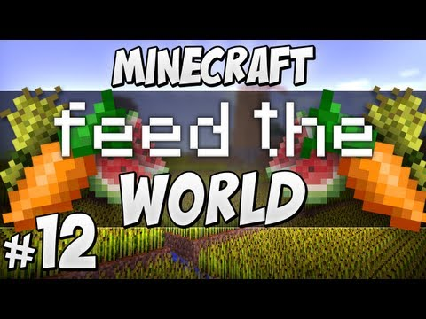 Feed The World - #12 Green Fields