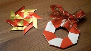 Origami Tutorial - Magic Star