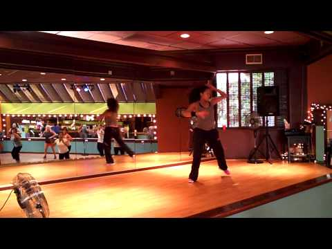 Sean Paul's Touch The Sky Choreo For Zumba video