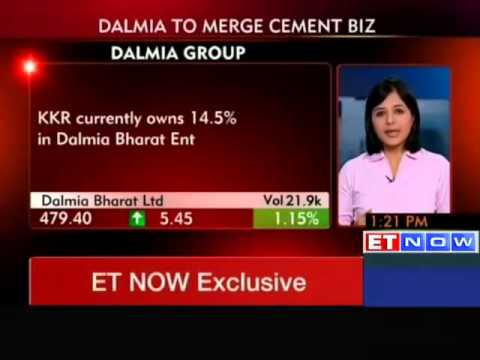 Dalmia Bharat, OCL India in talks for a merger