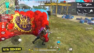 Squad Game Kill Chor Best Noob Gameplay - Garena Free Fire
