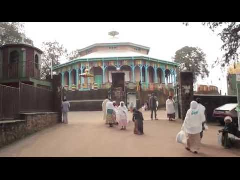 Ethiopia -  Addis Ababa  - Entoto  - Maryam Chuch  ኢትዮጵያ አዲስ አበባ video