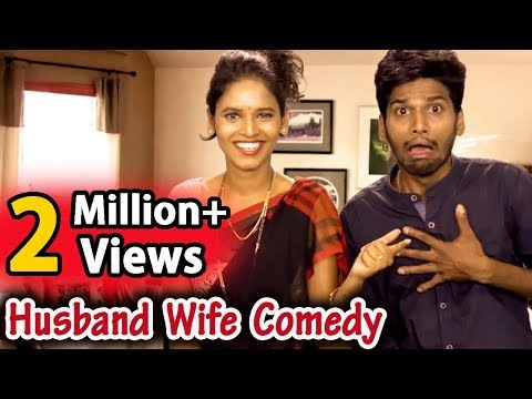 Husband Wife Best Jokes Collection | Funny Comedy | Hindi Jokes thumbnail