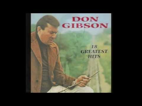 (I'd Be) A Legend In My Time-Don Gibson