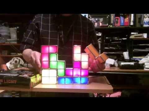 Let there be (TETRIS) Light!