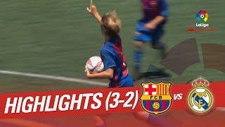 Download Resumen de FC Barcelona vs Real Madrid (3-2) 3Gp Mp4