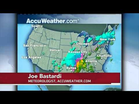 From N.M. to Maine, Storms Threaten Much of U.S. With Snow, Ice, Wind