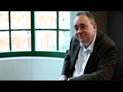Alex Salmond interview: General election TV debates, Rupert Murdoch and the media