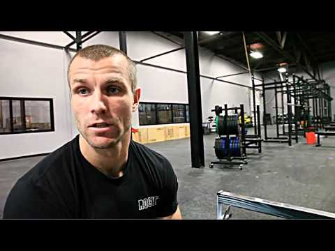 CrossFit - Training with Champions: Part 1 with Mikko Salo and Dan Bailey Image 1