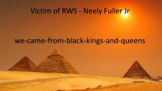 Neely Fuller Jr - We-came-from-black-kings-and-queens