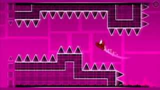 Geometry Dash lvl 8 - Time Machine