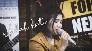 Download Lagu Risalah Hati - Dewa (cover) Nanda Pratiwy Gratis STAFABAND