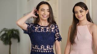 Merrell Twins - Red Carpet Ready (Teen Choice Awards)