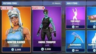*NEW* FORTNITE SKINS UPDATE! Playing with subs NEW Item Shop COUNTDOWN LIVE!(Fortnite Battle Royale)