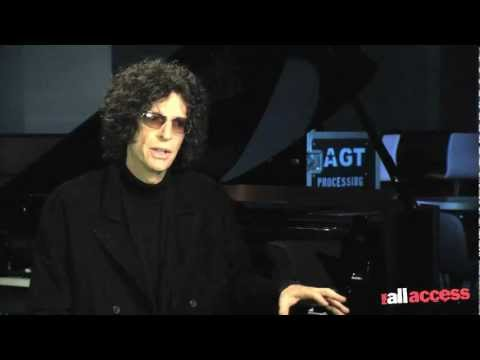 HOWARD STERN BELIEVES HE'S 'GOT TALENT' AS A JUDGE
