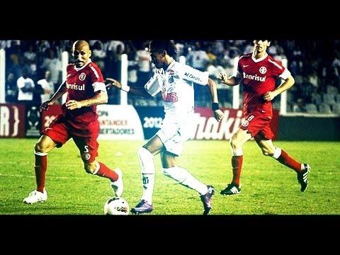 Neymar - Top 10 gols 2012/2013